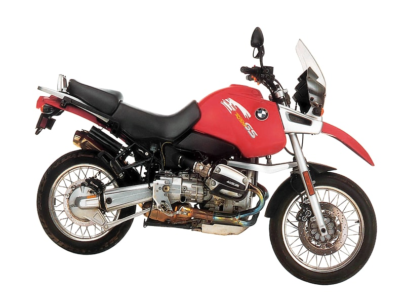 BMW R1100GS (1994 - 1999) motorcycle