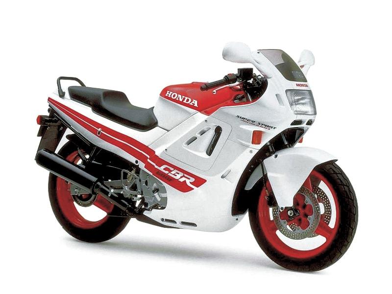 Honda CBR600F (1987 - 1990) motorcycle