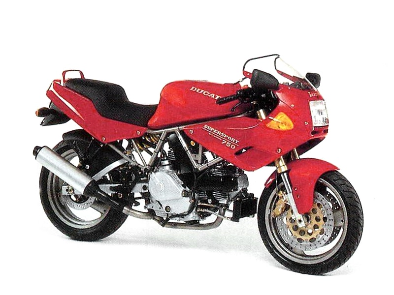 Ducati 750SS (1991 - 2002) motorcycle