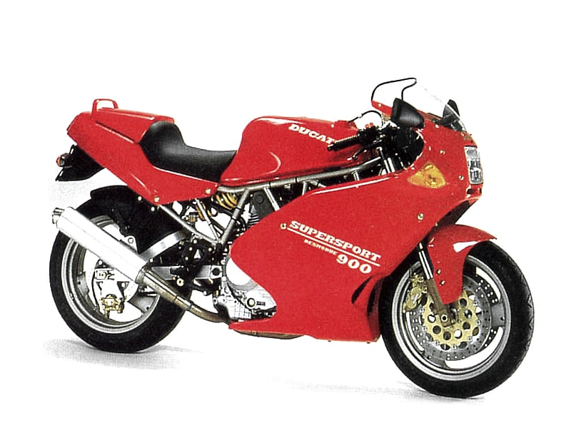 Ducati 900SS (1990 - 2002) motorcycle