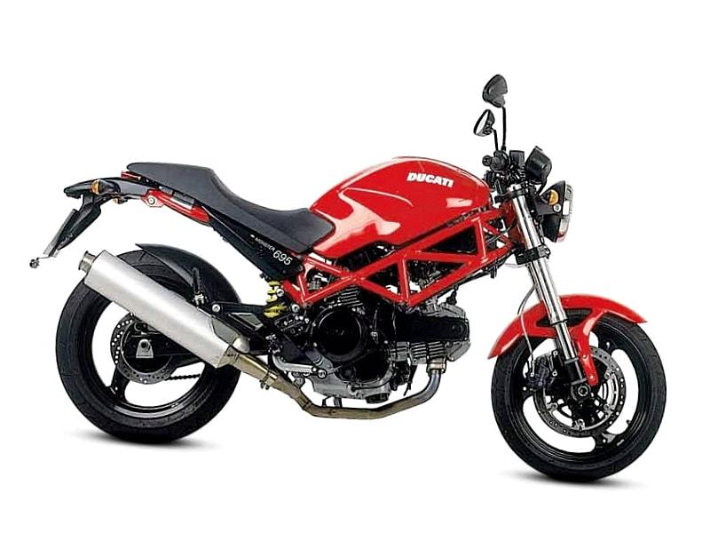 Ducati Monster 695 (2006 - 2008) motorcycle