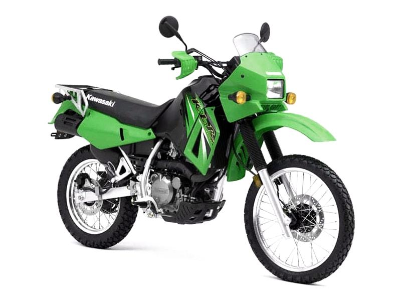 Kawasaki KLR650 (1987 - 2002) motorcycle