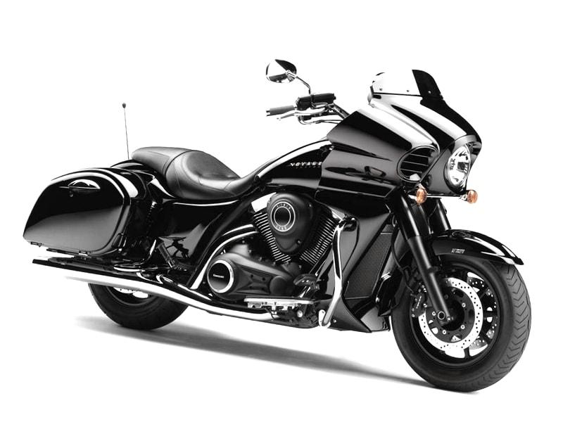Kawasaki VN1700 Voyager Custom (2011 onwards) motorcycle