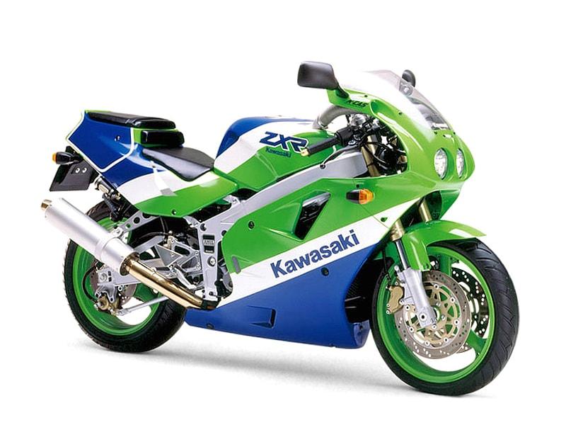 Kawasaki ZXR400 (1995 - 1998) motorcycle