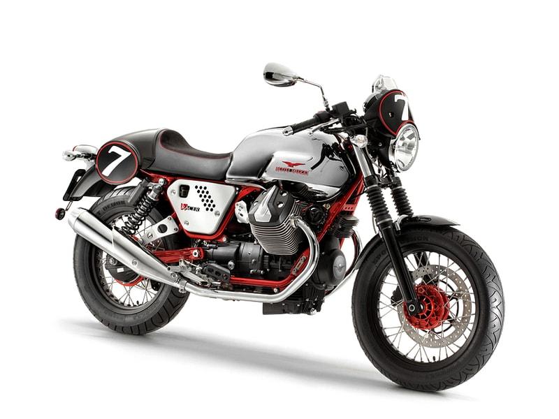 Moto Guzzi V7 Racer (2011 onwards) motorcycle