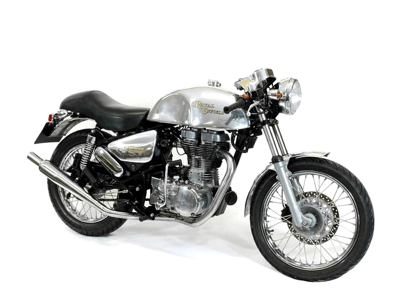 Royal Enfield Clubman (2009 onwards) motorcycle