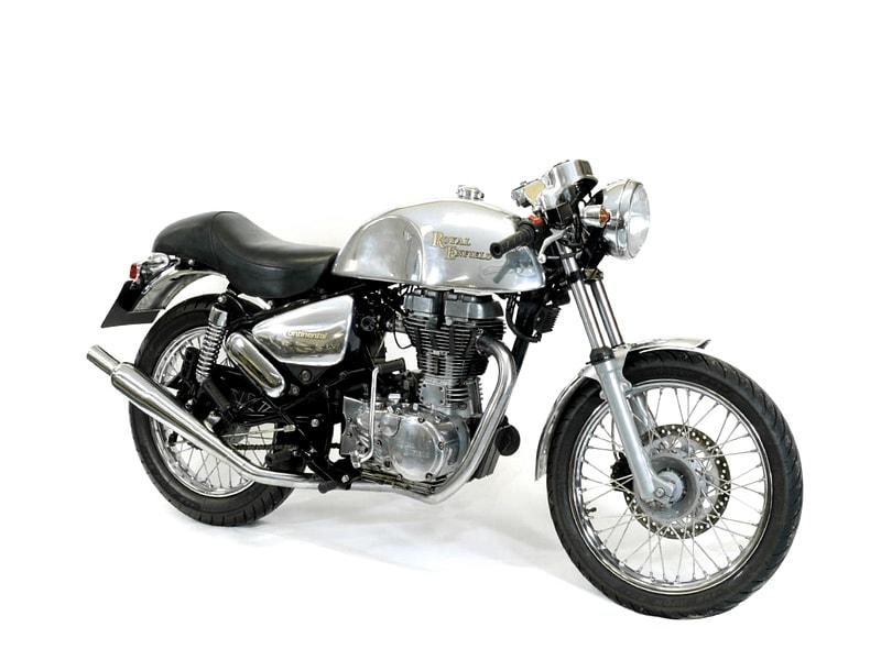 Royal Enfield Clubman (2009 onwards) motorcycle