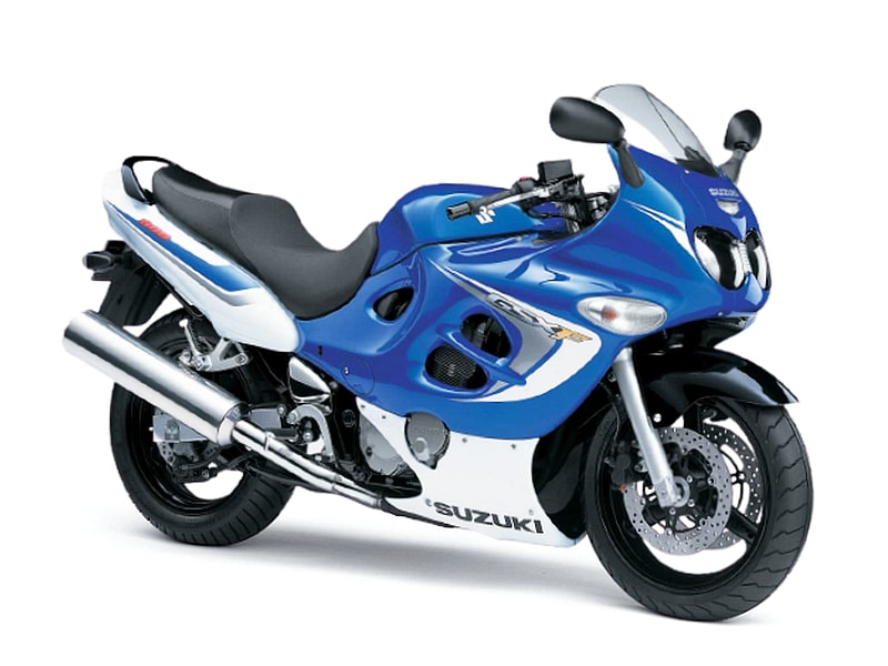 Suzuki GSX600F (1996 - 2000) motorcycle