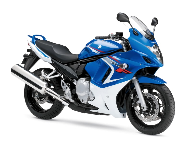 Suzuki GSX650F (2007 onwards) motorcycle