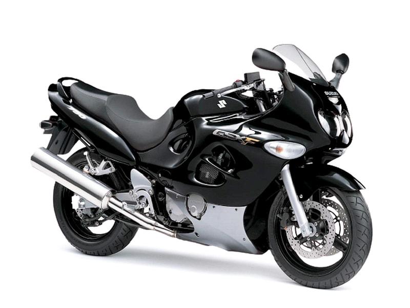 Suzuki GSX750F (1998 - 2005) motorcycle