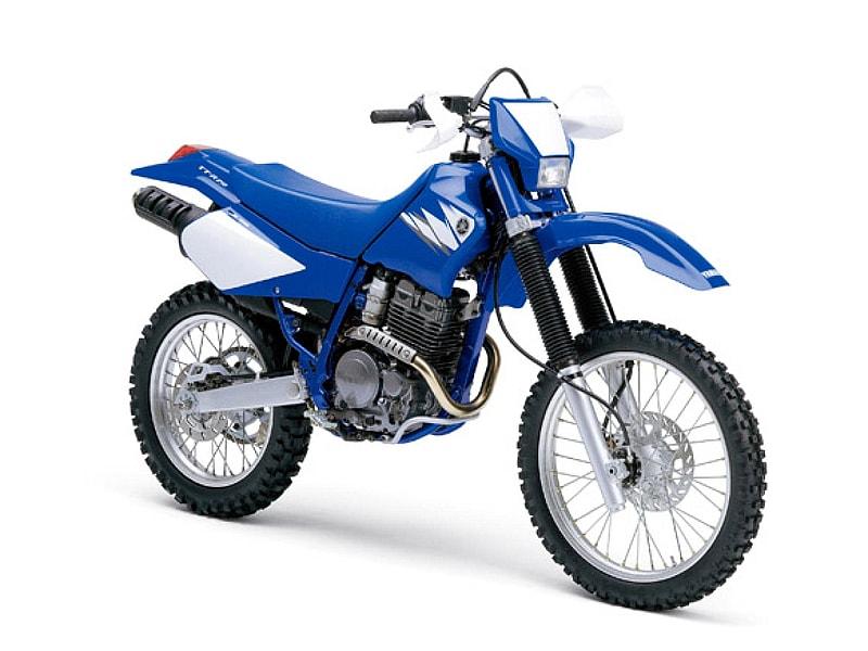 Yamaha TT250R (2004 - 2005) motorcycle