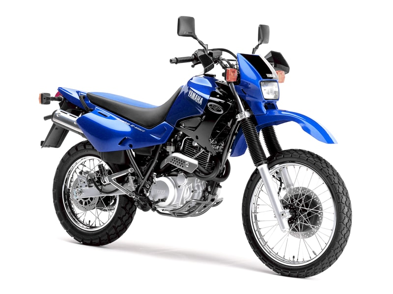 Yamaha XT600E (1990 - 2004) motorcycle
