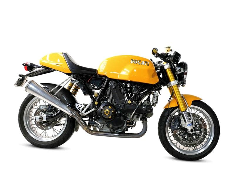Ducati Sport 1000 (2005 - 2008) motorcycle