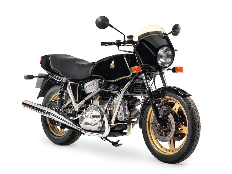 Hesketh V1000 (1982 onwards) motorcycle