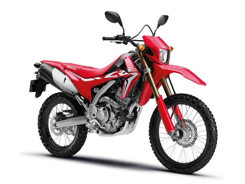Honda CRF250L (2012 onwards) motorcycle