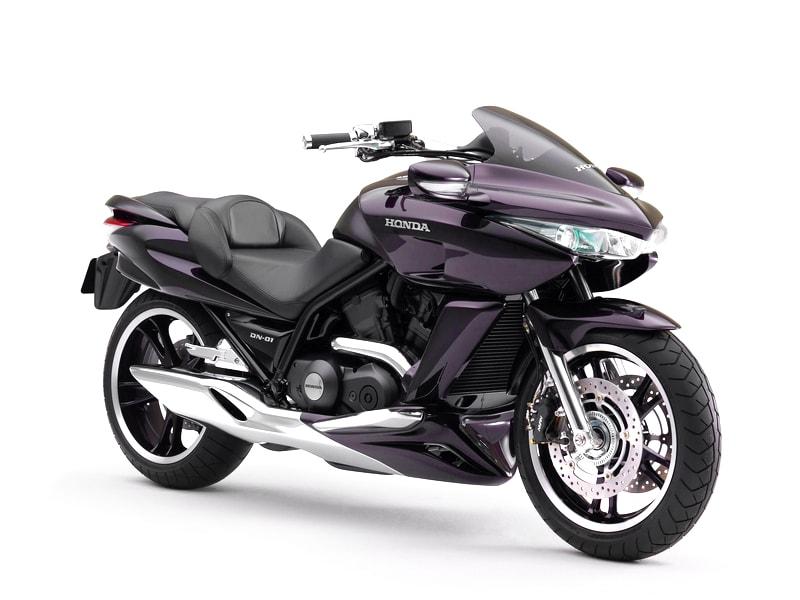 Honda DN-01 (2008 - 2010) motorcycle