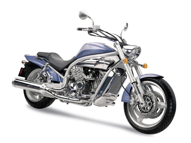 Hyosung GV650 Aquila (2006 onwards) motorcycle