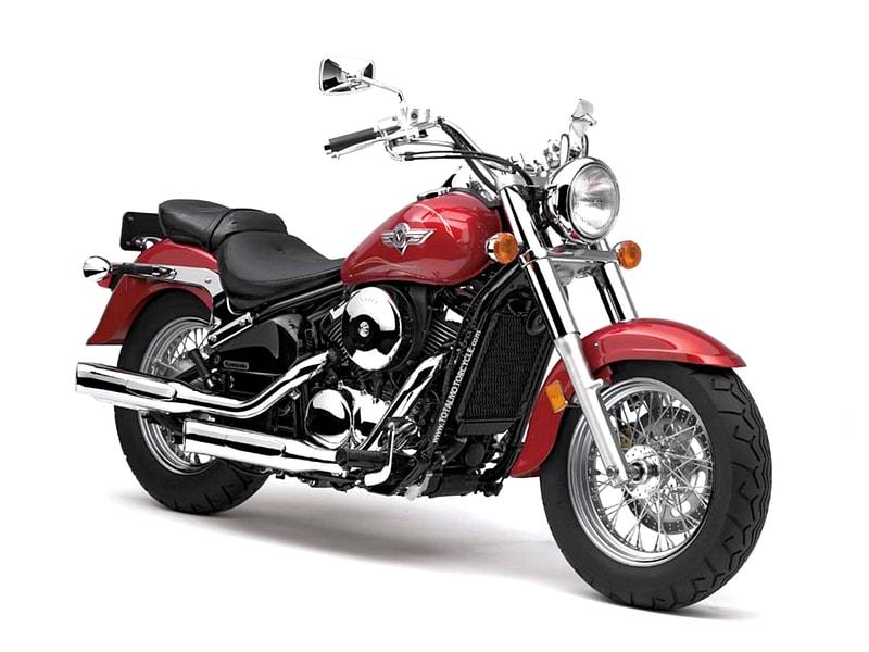 Kawasaki VN800 Classic (1996 - 2004) motorcycle