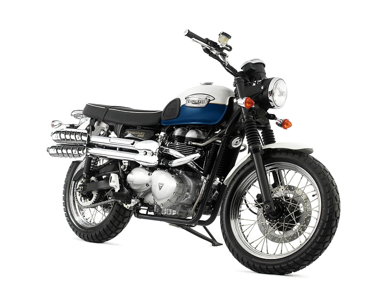 Triumph Scrambler (2006 onwards) motorcycle