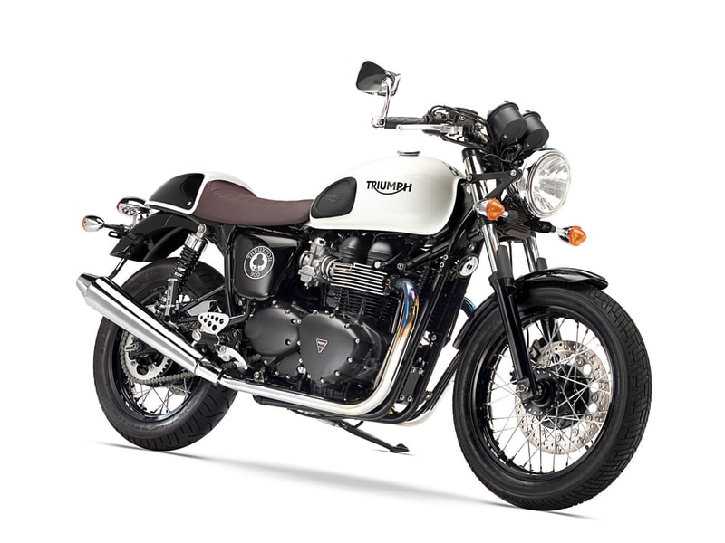 Triumph Thruxton (2003 onwards) motorcycle