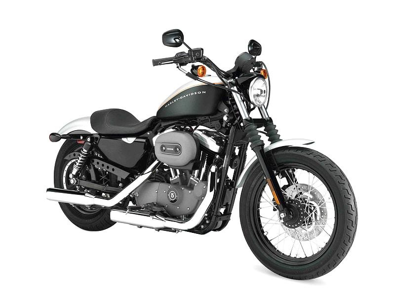 Harley-Davidson XL1200N Nightster (2007 onwards) motorcycle
