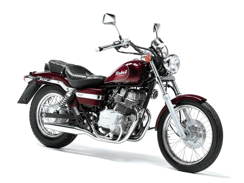 Honda CMX250 Rebel (1996 - 2000) motorcycle