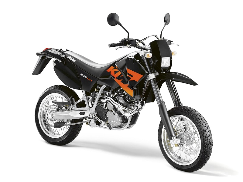 KTM 640 LC4 Supermoto (1998 - 2007) motorcycle