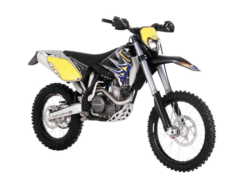 Sherco 4.5i Enduro (2004 onwards) motorcycle