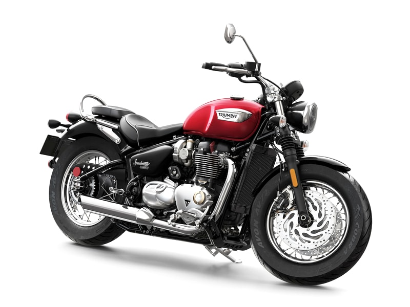 Triumph Speedmaster (2011 - onwards) motorcycle
