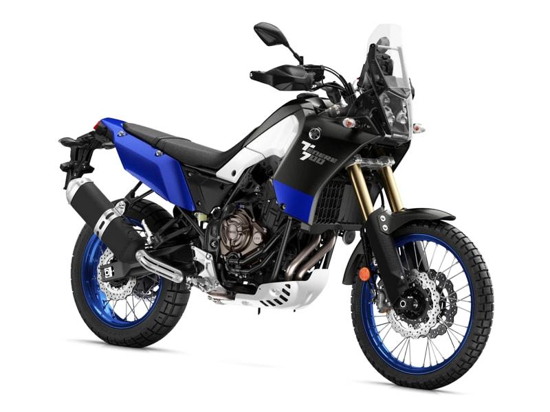 Yamaha Tenere 700 (2019 onwards) motorcycle