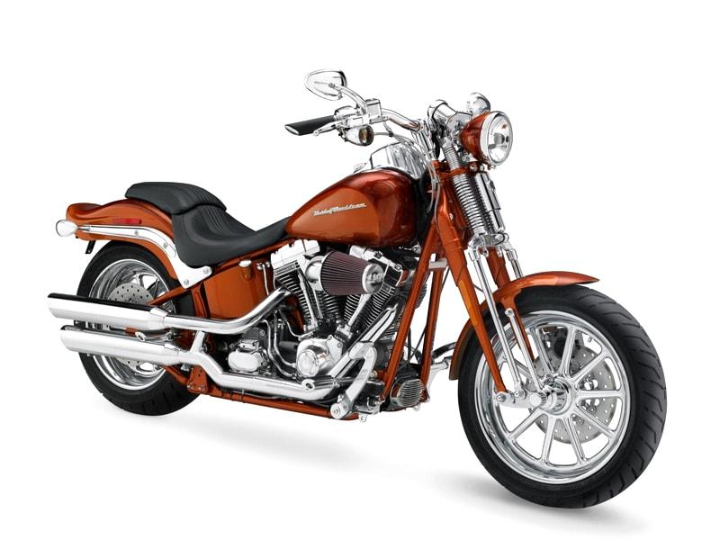 Harley-Davidson Softail Springer (1988 - 2003) motorcycle
