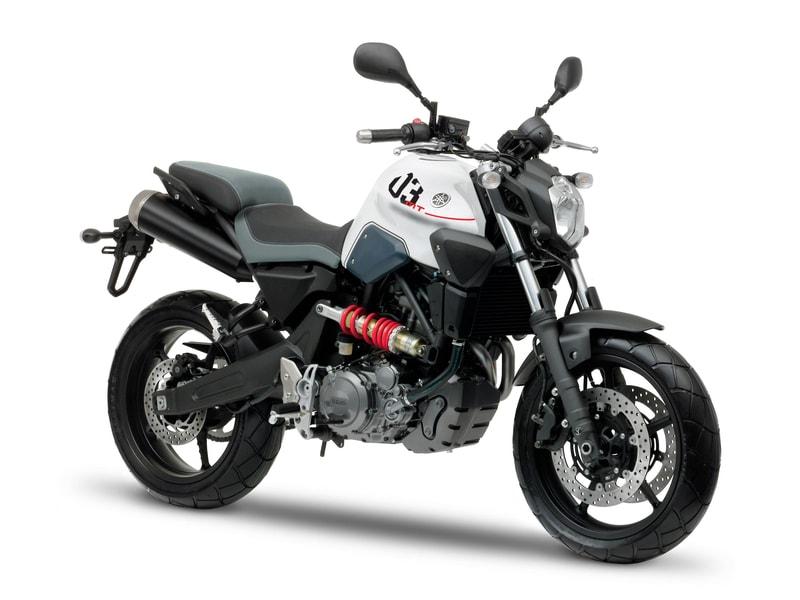 Yamaha MT-03 (2006 - 2019) motorcycle