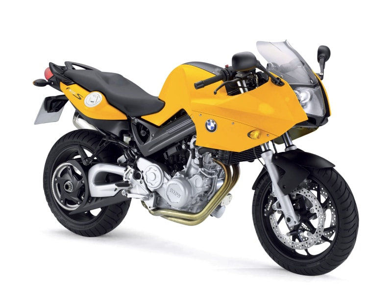 BMW F800S (2006 - 2013) motorcycle