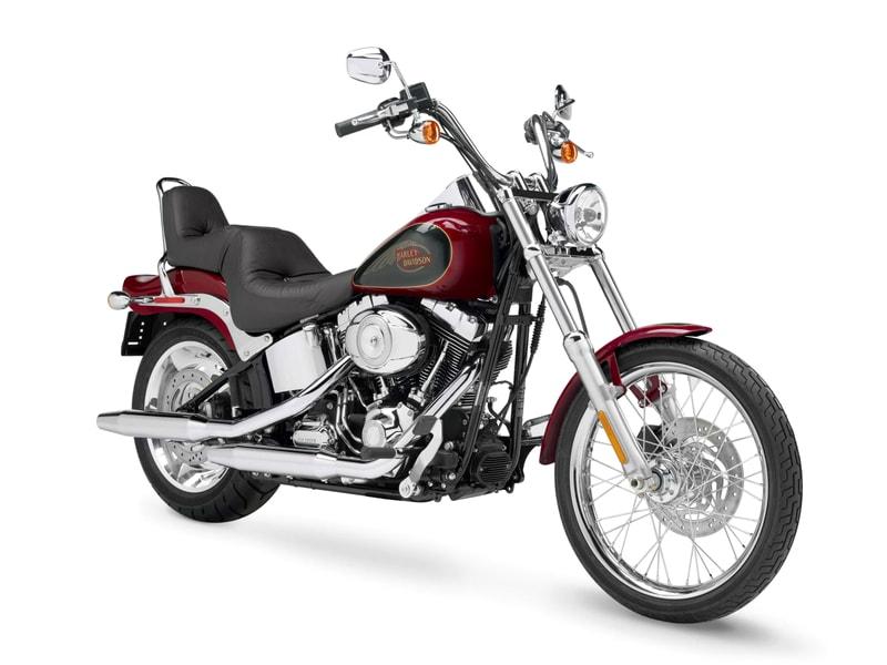 Harley-Davidson Softail Deuce (1999 - 2005) motorcycle