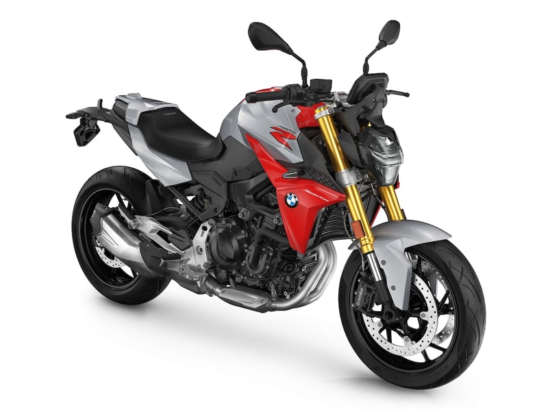 BMW F900R (2020 onwards) motorcycle