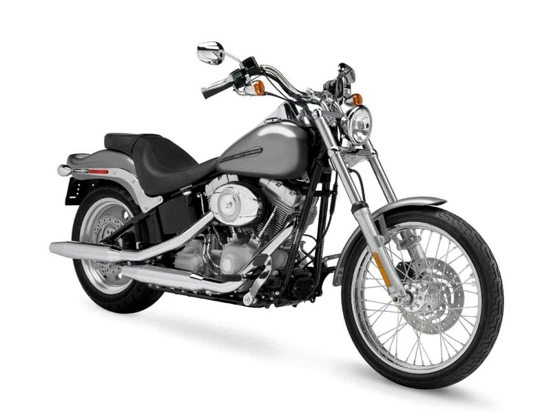Harley-Davidson Softail Standard (1998 - 2003) motorcycle
