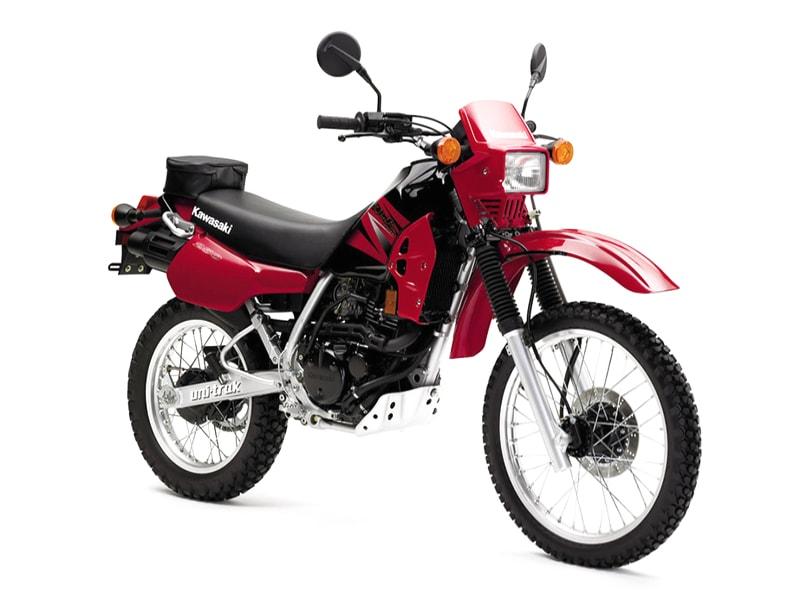 Kawasaki KLR250 (1984 - 2001) motorcycle