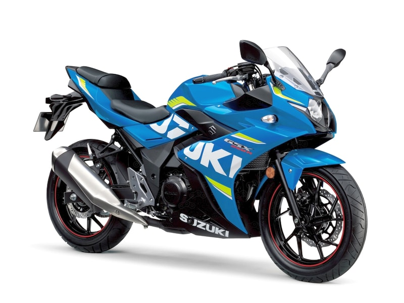 Suzuki GSX250R (2017 onwards) motorcycle