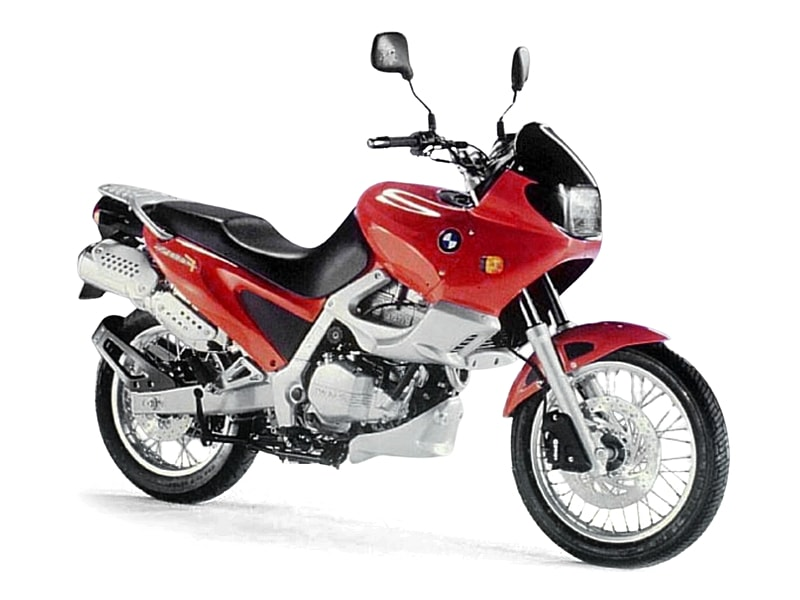 BMW F650 (1993 - 2007) motorcycle