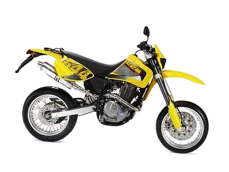 CCM 644 Dual Sport (2002 onwards) motorcycle