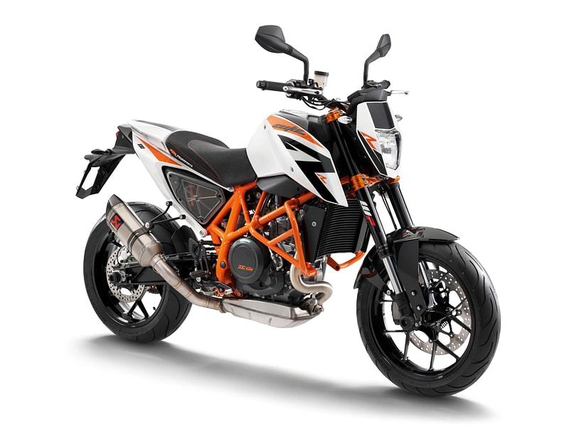 KTM 690 Duke R (2016 onwards) motorcycle