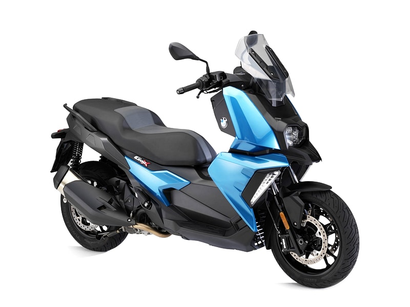 BMW C400X (2018 onwards) motorcycle