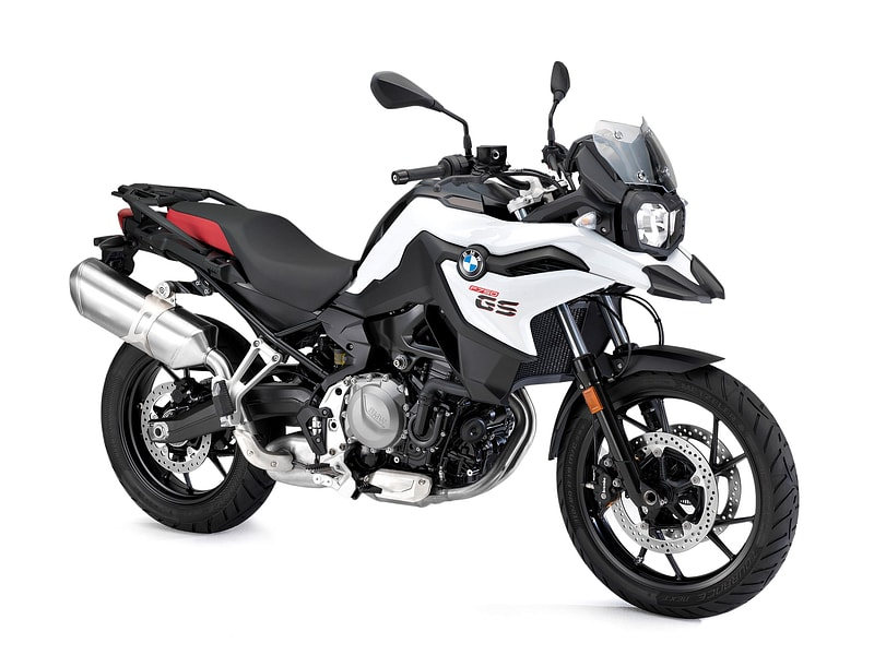 BMW F750GS (2018 onwards) motorcycle