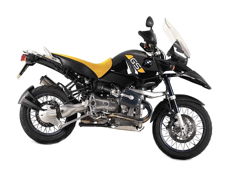 BMW R1150GS Adventure (2002 - 2005) motorcycle