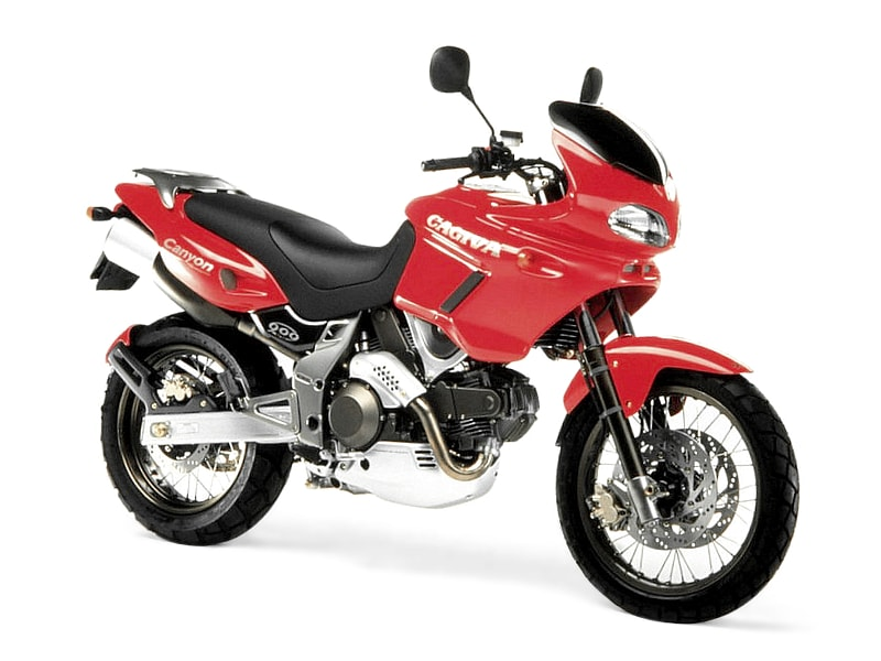 Cagiva Gran Canyon 900 (1998 - 2000) motorcycle