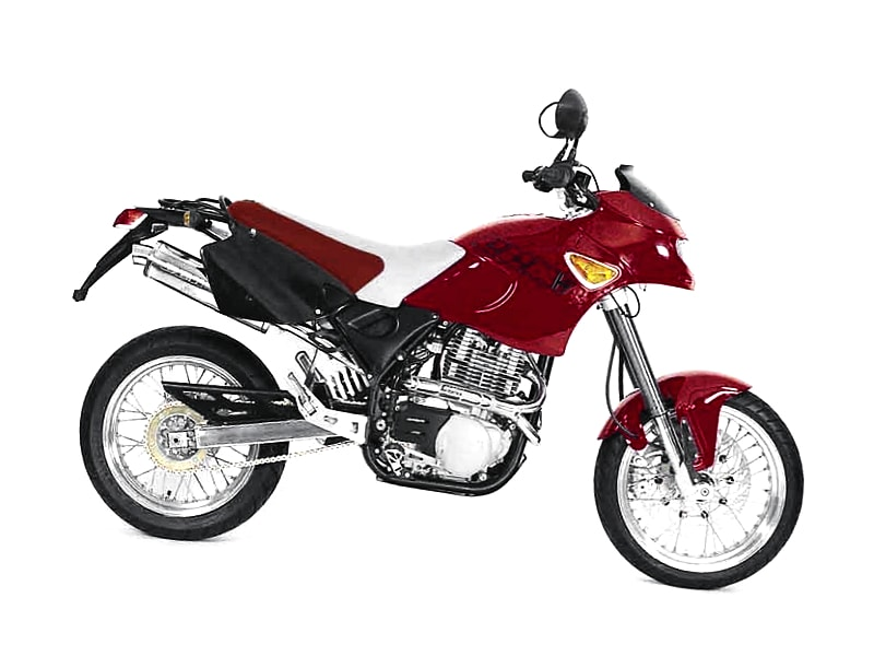 CCM 640RS Supermoto (1999 - 2000) motorcycle