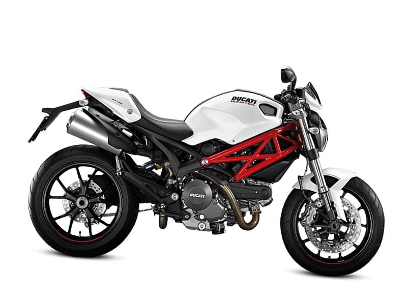 Ducati Monster 796 (2010 - 2013) motorcycle