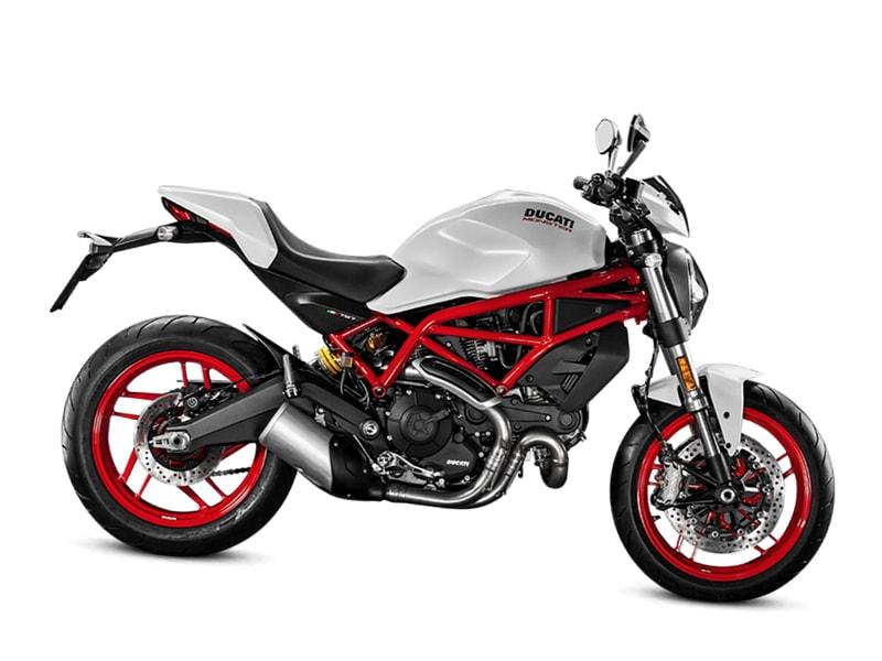 Ducati Monster 797 (2017 - 2021) motorcycle