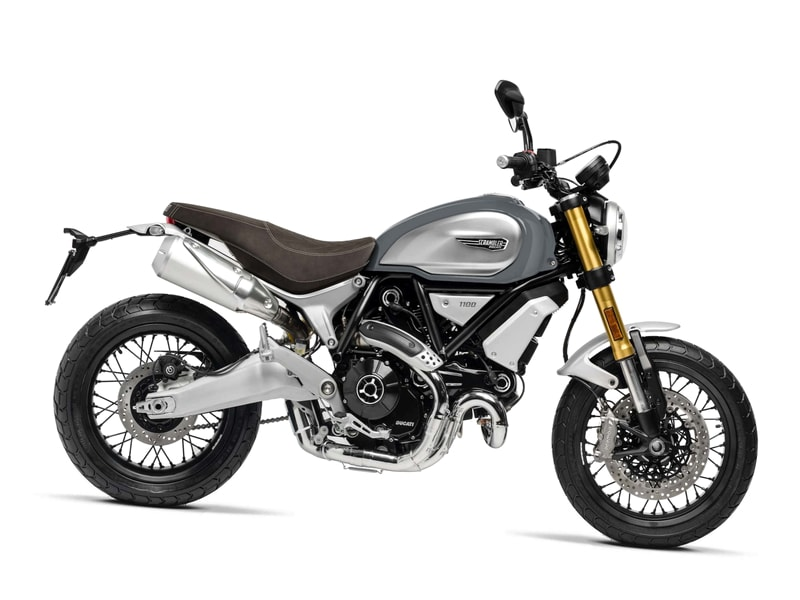 Ducati Scrambler 1100 (2018 onwards) motorcycle