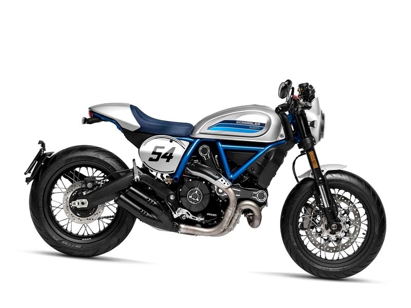 Ducati Scrambler 800 Cafe Racer (2017 onwards) motorcycle